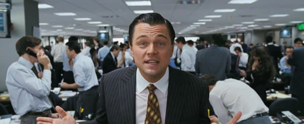 maybe the wolf of wall street had a crazy company culture, it's not traditional ... at all.