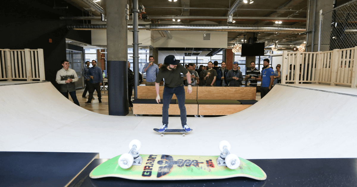 gsoft skateboard ramp