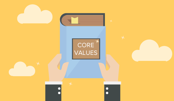 defining your core values