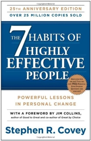 seven habits of effective people