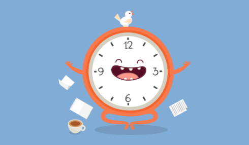 the perfect schedule for productivity