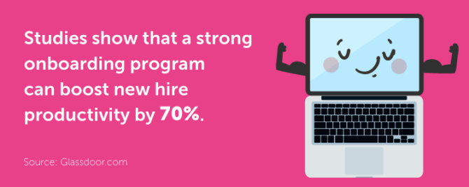employee onboarding programs make you more productive