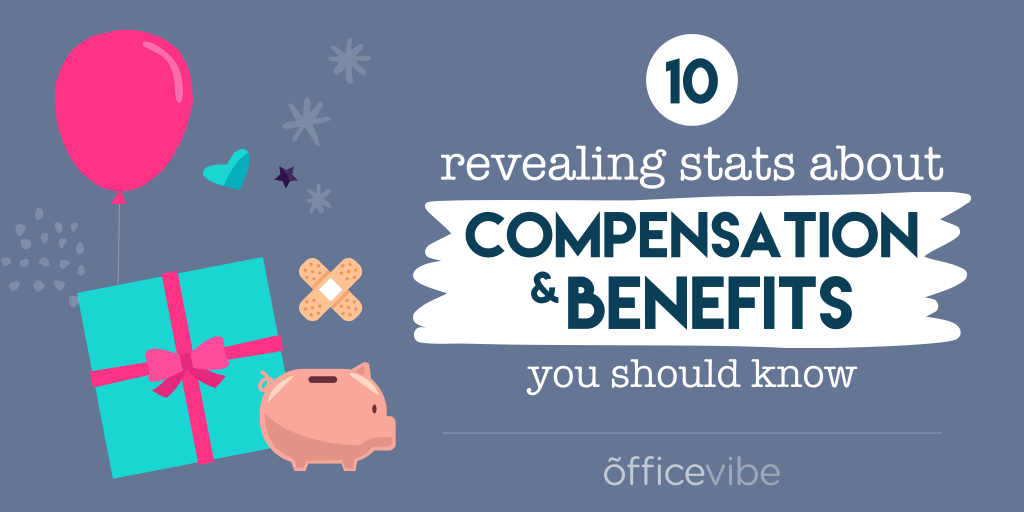 10 Statistics About Compensation And Benefits You Should Know