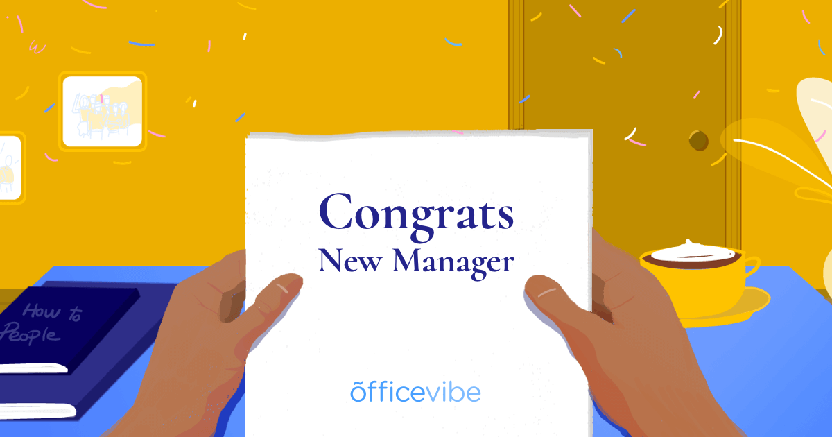 New Managers: The Complete Guide | Officevibe